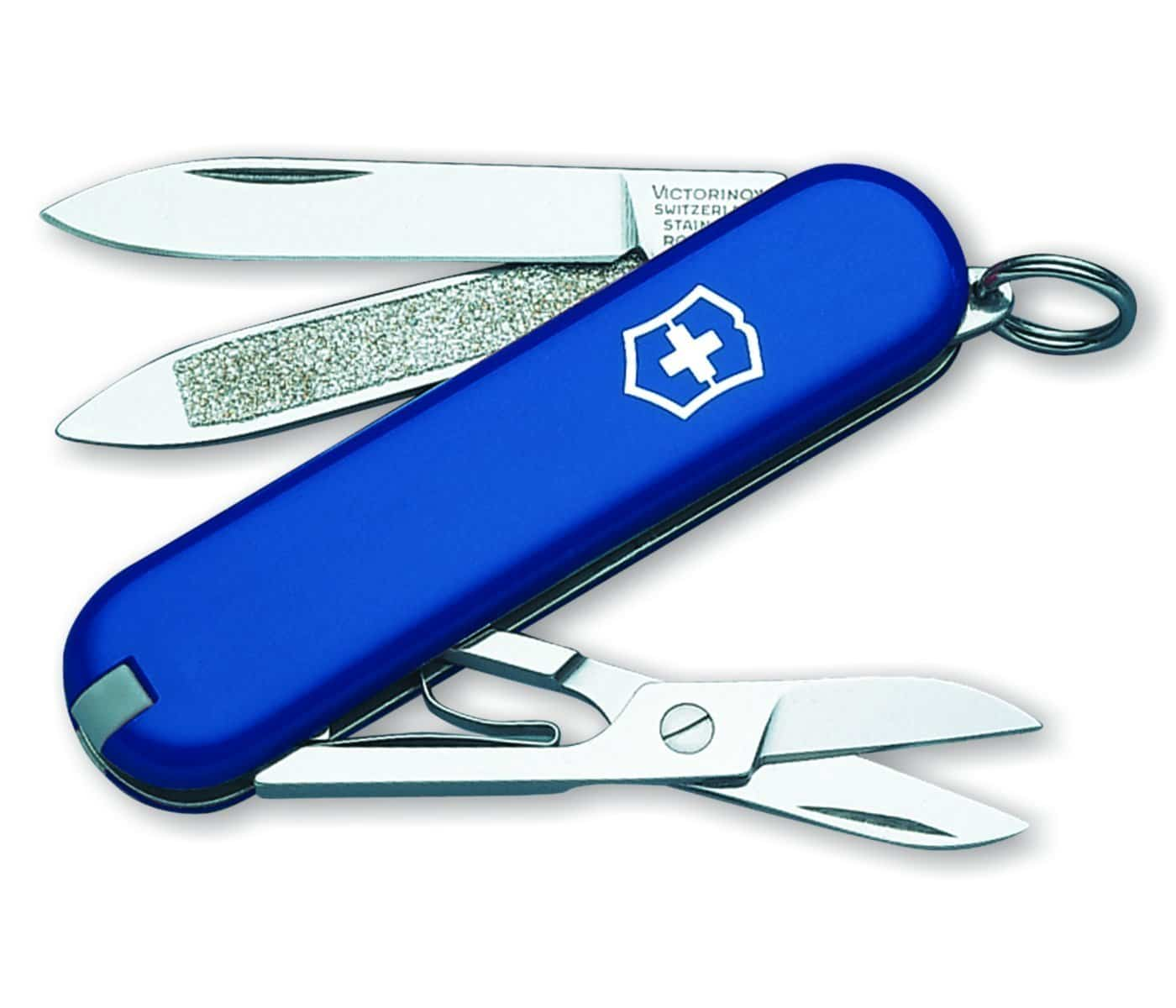 swiss army knife for self defense